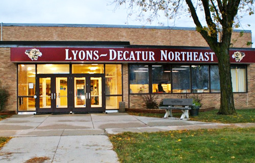 Lyons-Decatur Northeast School