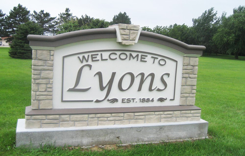 Welcome to Lyons